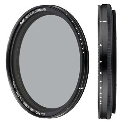 Neutrální fotografický filtr na objektiv fotoaparátu