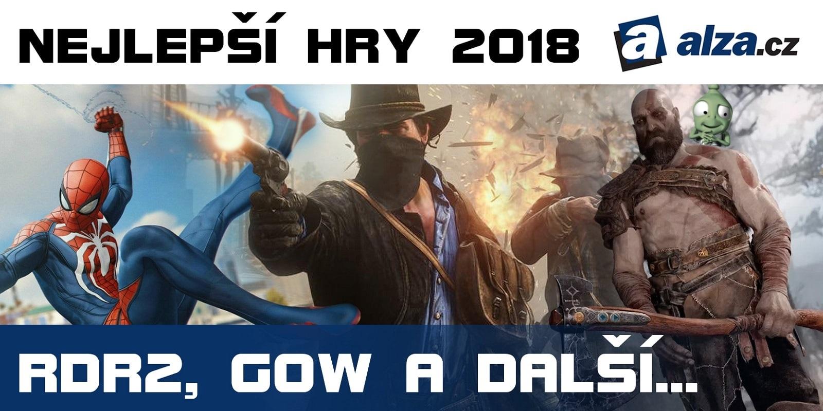 8d2ba2c1e Nejlepší hry roku 2018 | Alza.cz