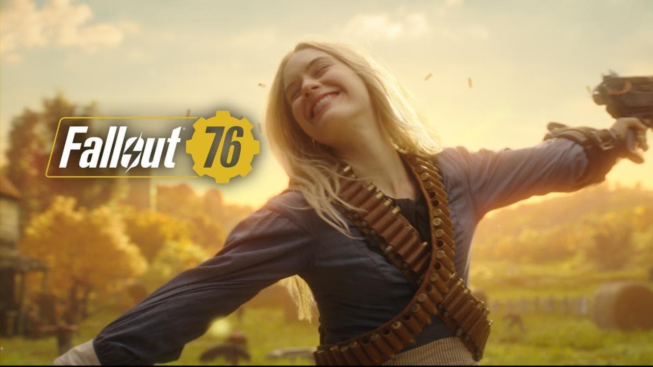 Fallout 76; screenshot: trailer