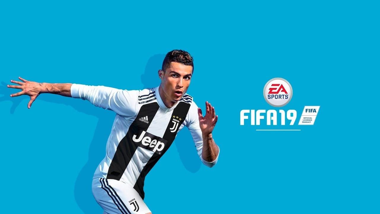 FIFA 19;  key art