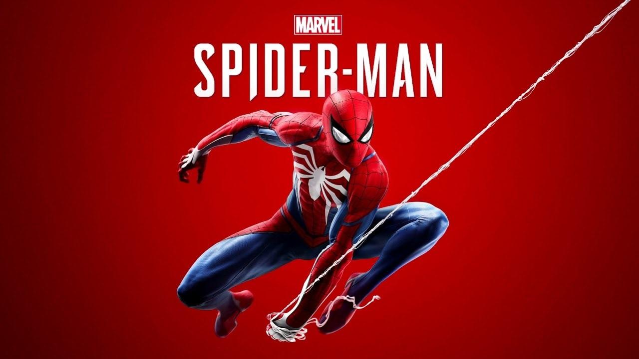 Spider-Man; key art