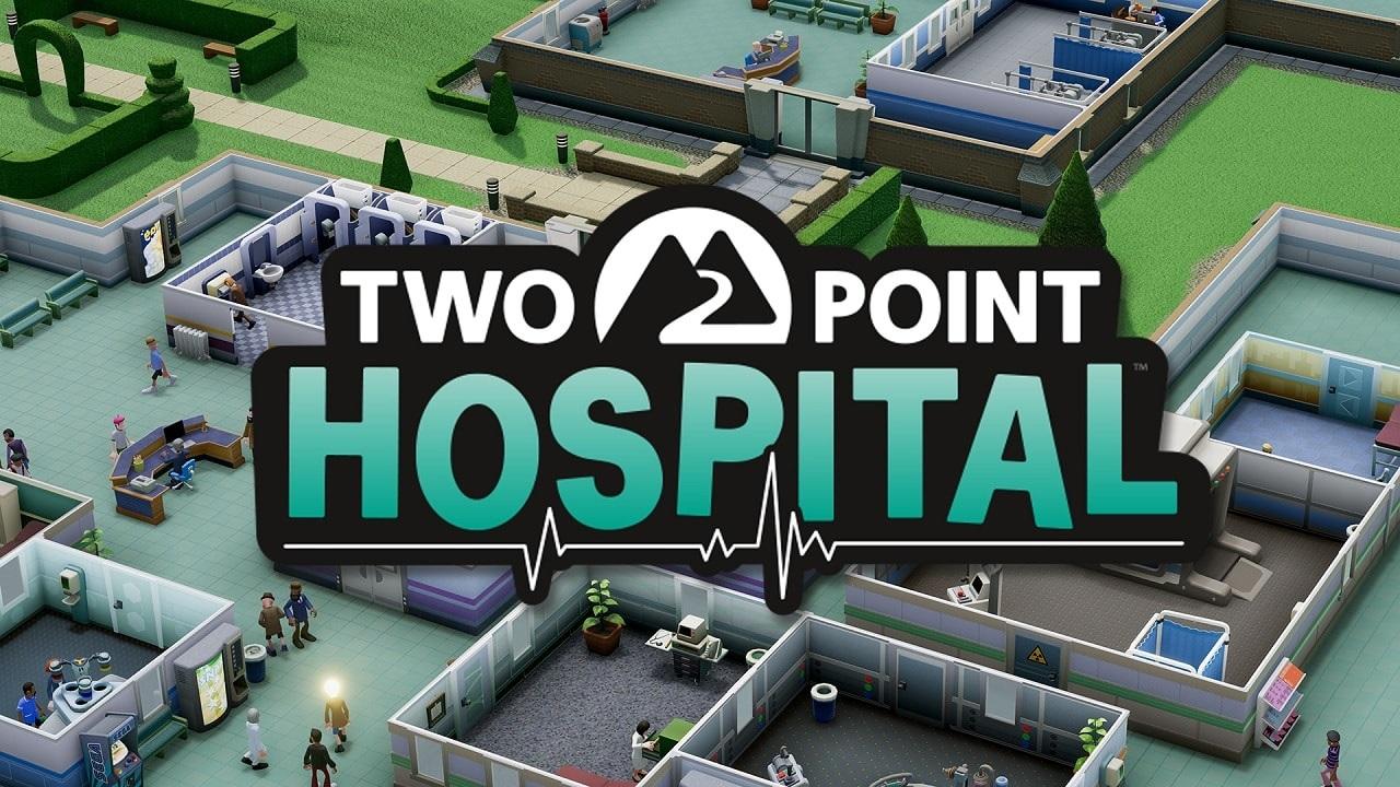 Two Point Hospital;  key art