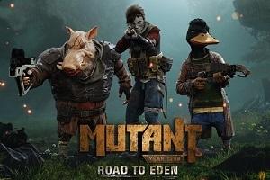Nejočekávanější hry prosinec 2018 - Mutant Year Zero - Road to Eden