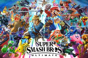 Nejočekávanější hry prosinec 2018 - Super Smash Bros. Ultimate