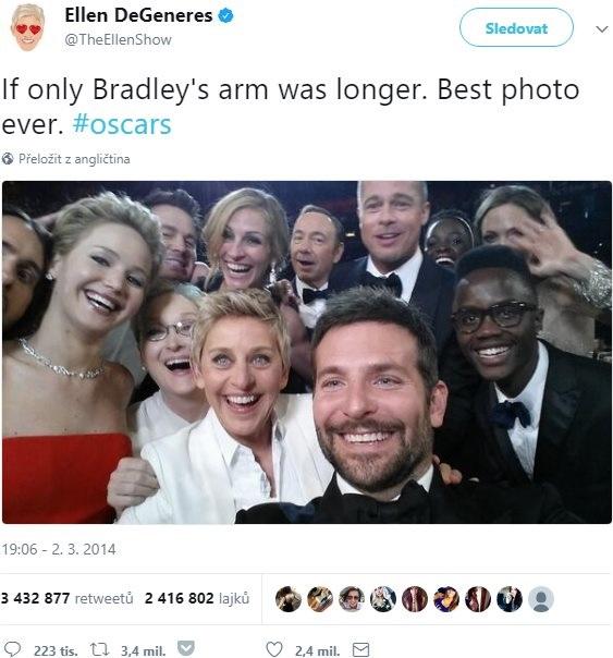 Nejznámější selfie