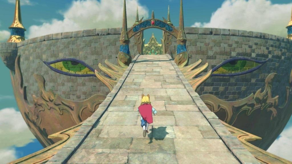 Ni no Kuni 2: Revenant Kingdom; Wallpaper: království