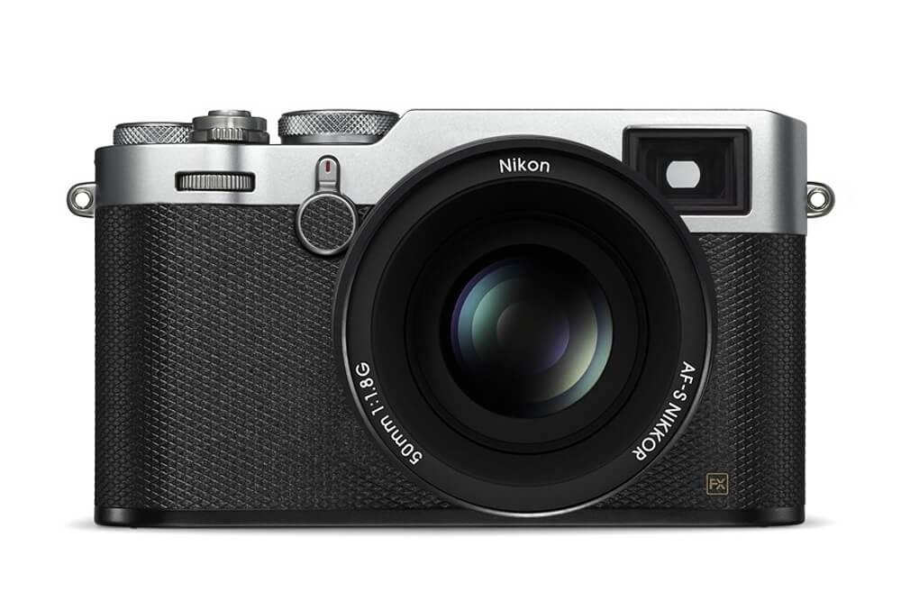 Novinky Nikon, fotoaparát