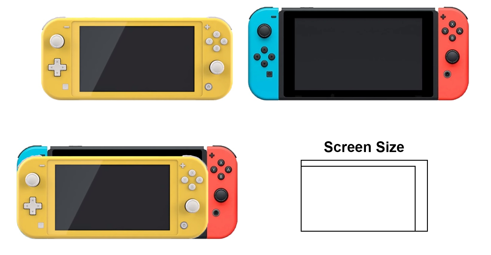 Switch Lite; screenshot: 2