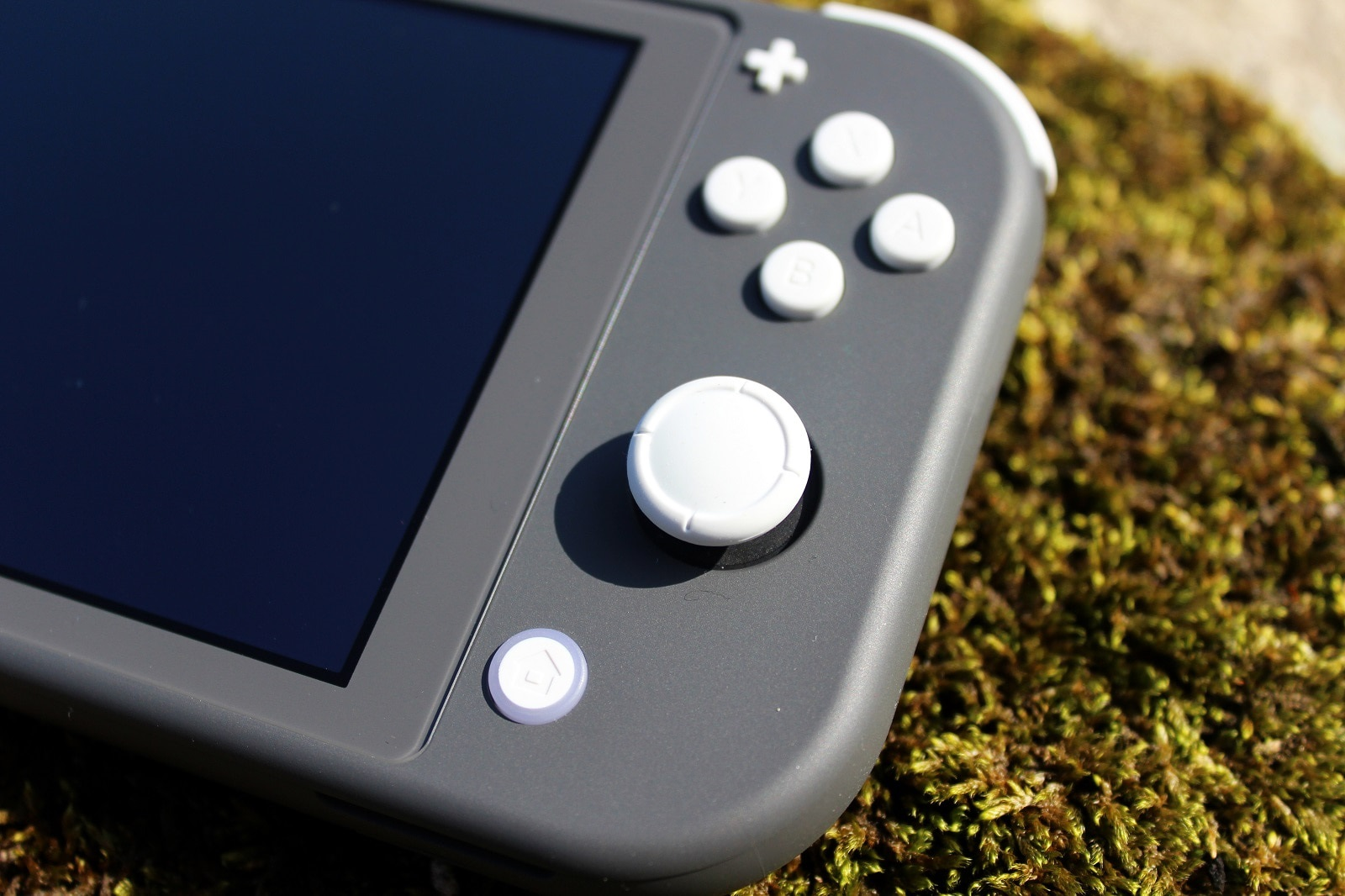 Switch Lite; screenshot: šipky