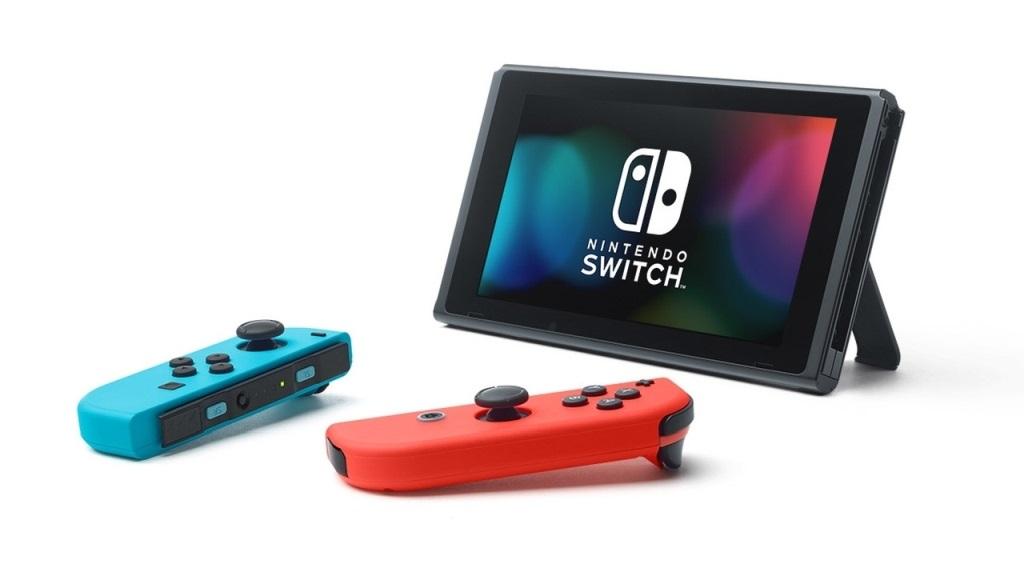 Nintendo Switch; ovladače