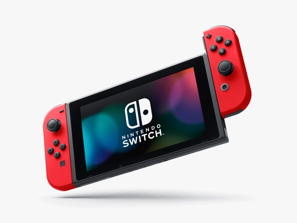 Xbox Two project Scarlett; screenshot: Nintendo Switch