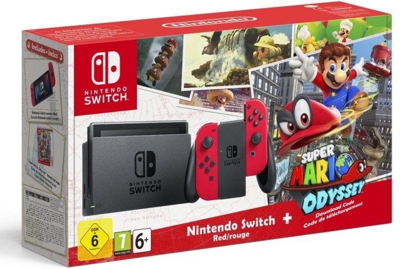 Dárky na poslední chvíli: konzole a hry Nintendo
