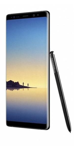 smartphone; Samsung Galaxy Note8