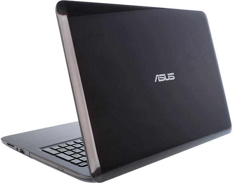 ASUS F556UQ-DM948T; výhody nového notebooku; hnědé víko