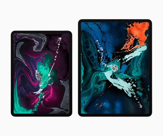 Nový iPad Pro, dvě úhlopříčky