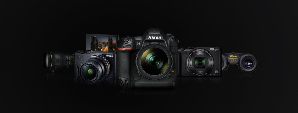 Novinky Nikon