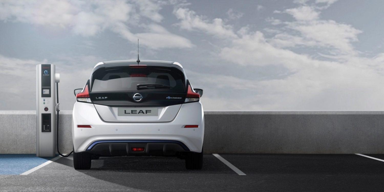 Nový Nissan Leaf, dojezd, nabijeni
