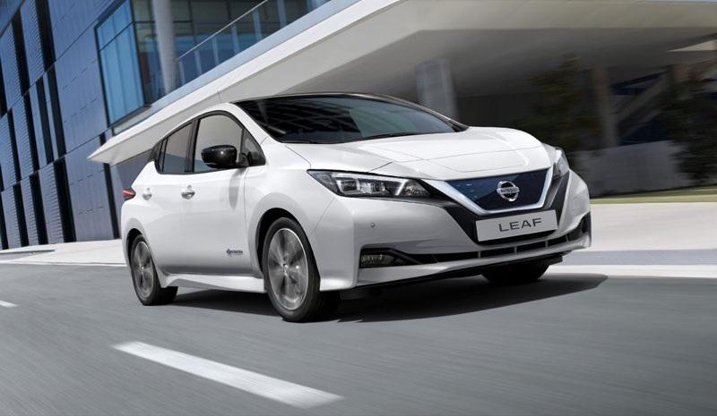 Nový Nissan Leaf, nejlepší rodinný elektromobil