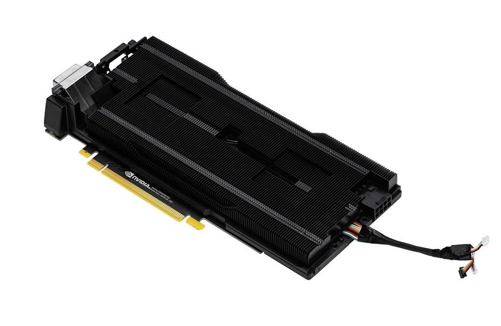 NVIDIA RTX 2060 Founders Edition pasiv chladiče