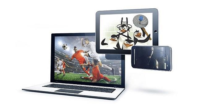 Aplikace O2 TV, ke stažení na oficiálních stránkách O2, více než 100 programů, více než 1000 filmů ke zhlédnutí
