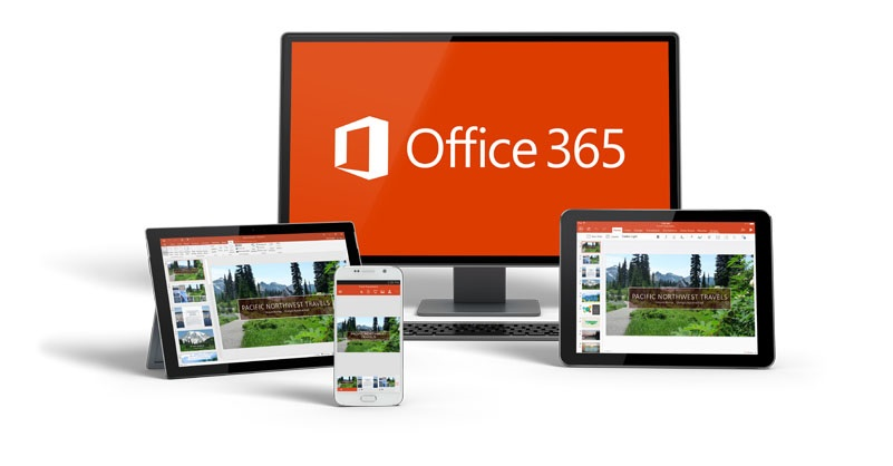 Office 3665 na tabletech i telefonech