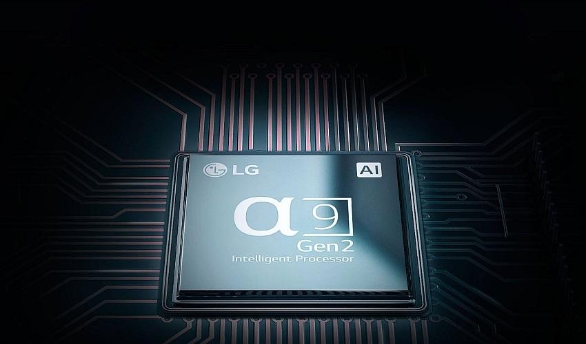 Nové TV 2019 - LG Alpha 9 Gen 2