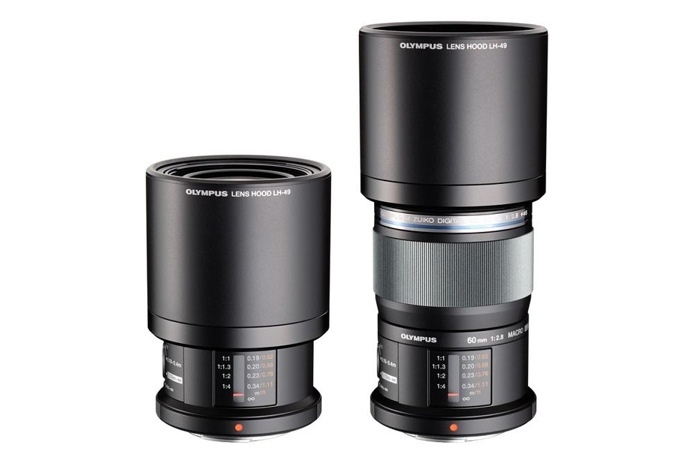 Olympus 60 mm f/2,8 Macro