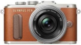 Bezzrcadlovka Olympus PEN E-PL8