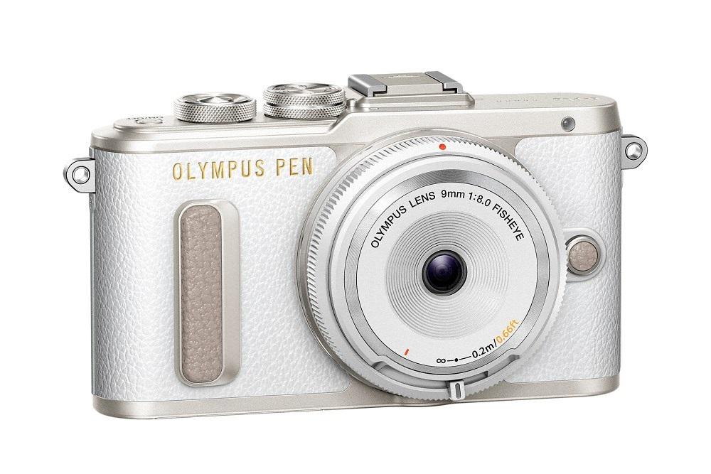 Olympus BCL 9mm f/8 Fisheye