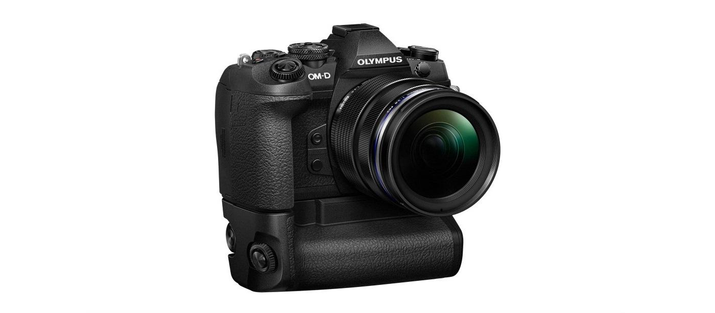 Olympus OM-D E-M1 Mark II; recenze; bezzrcadlovka; grid