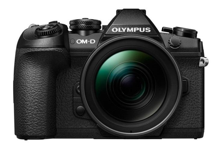 Olympus OM-D E-M1 Mark II; recenze; bezzrcadlovka