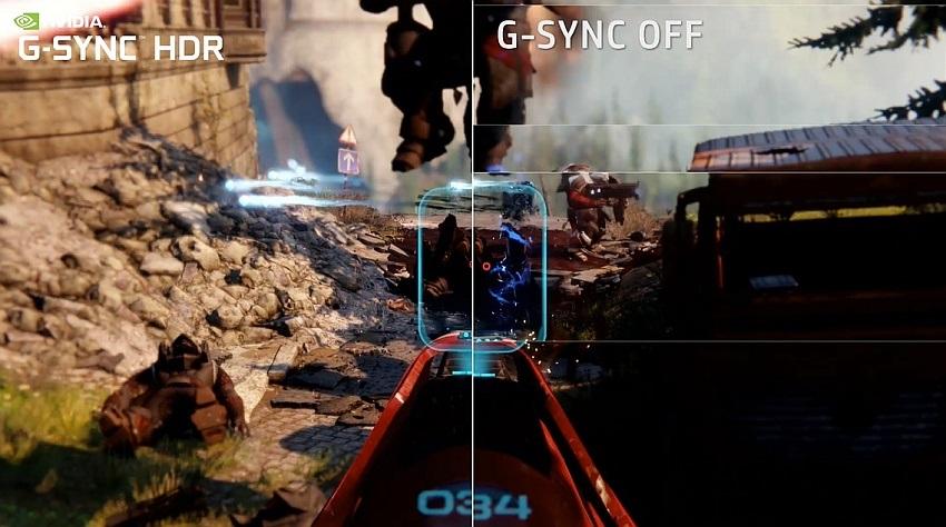 Omen X Emperium - G-Sync
