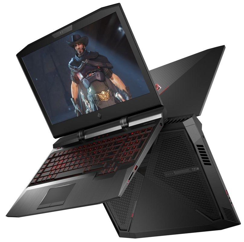 Nový herní notebook HP OMEN X