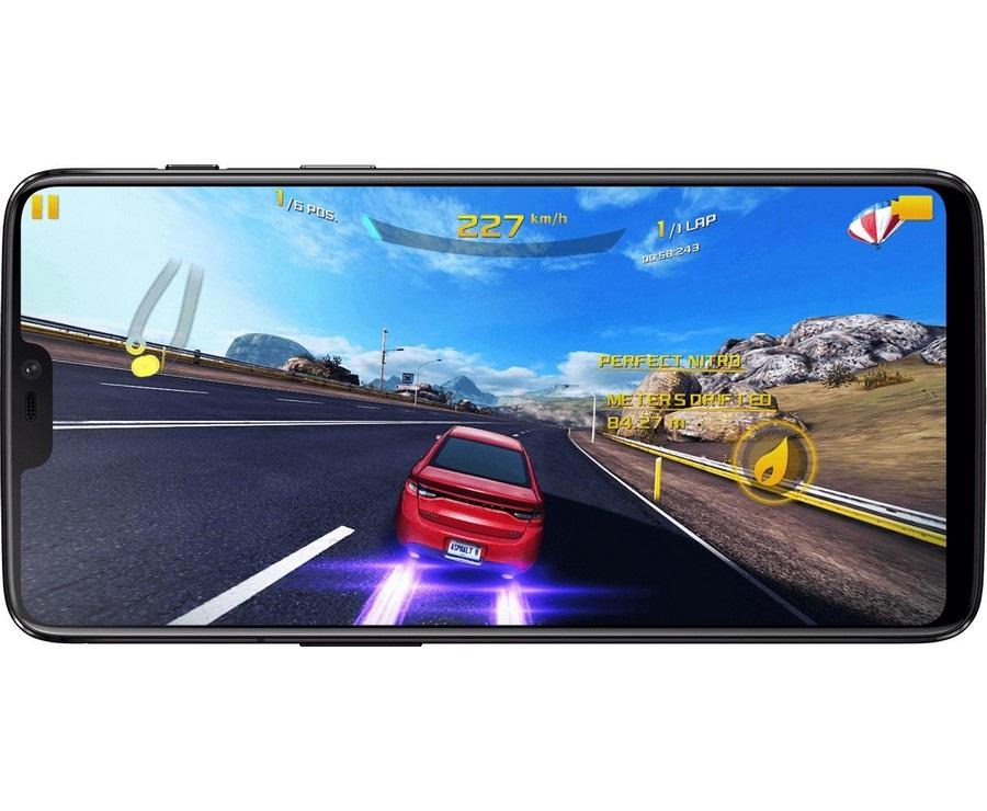 OnePlus 6, hry