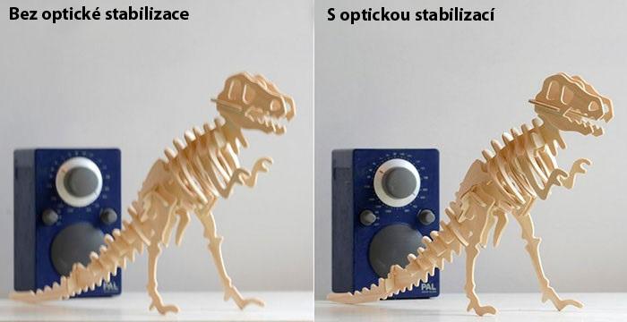 Optická stabilizace