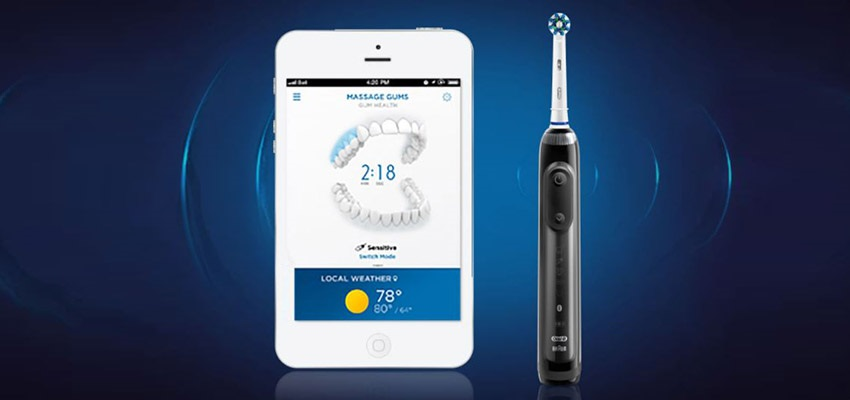 Oral-B Genius mobilní aplikace