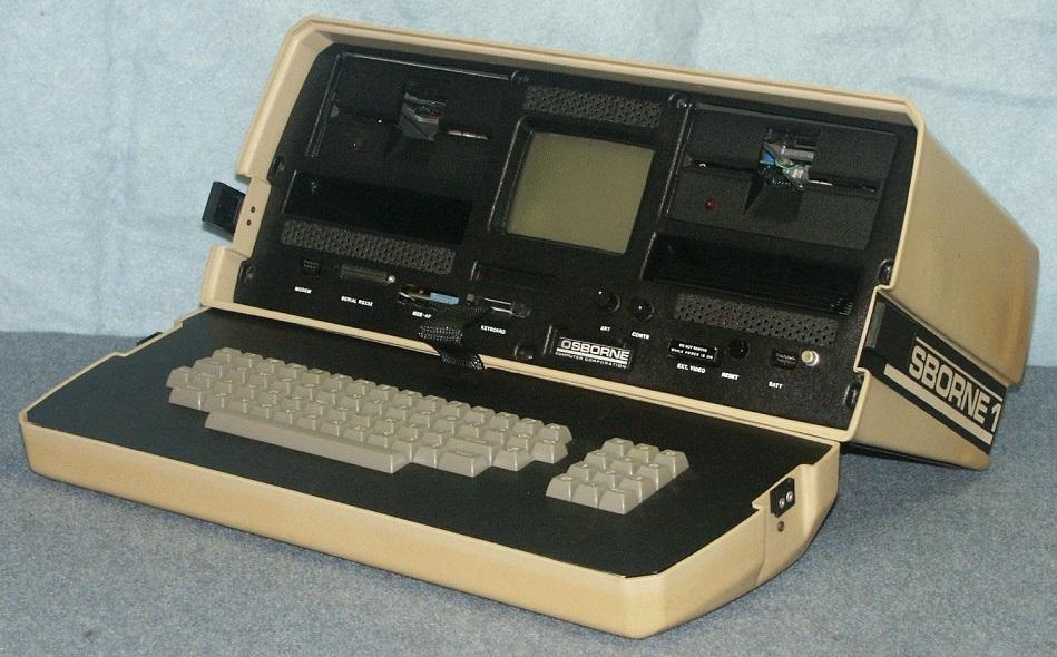 Osborne 1 - první notebook na světě
