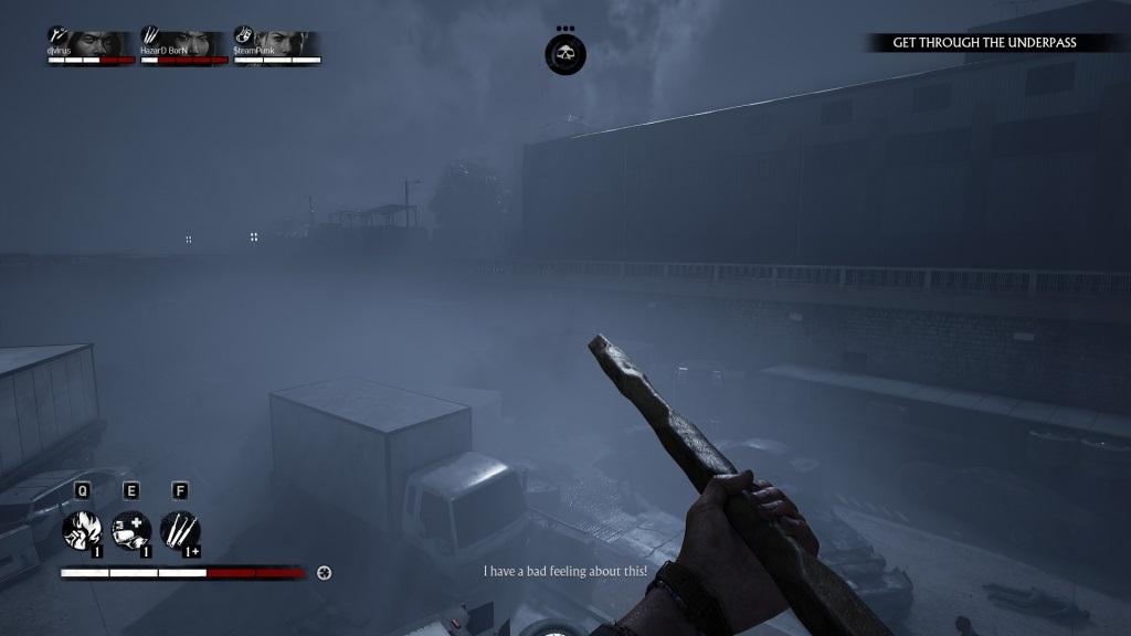 Overkill's The Walking Dead; gameplay: rádiová věž