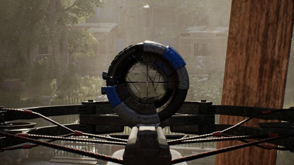 OVERKILL's The Walking Dead; gameplay: základna