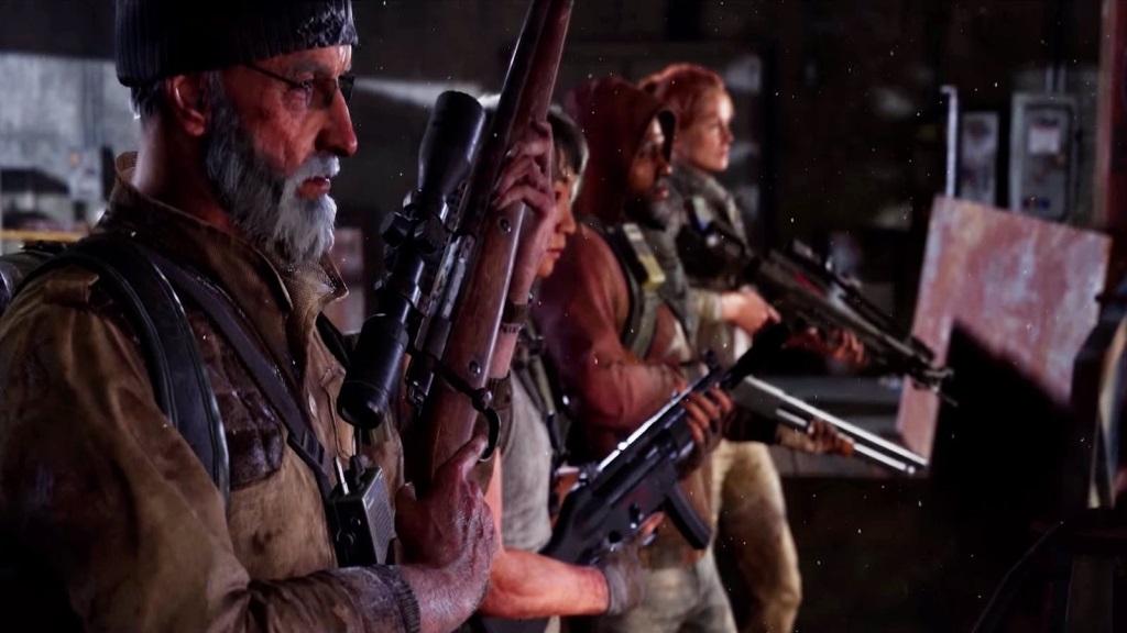 OVERKILL's The Walking Dead; screenshot: kvarteto