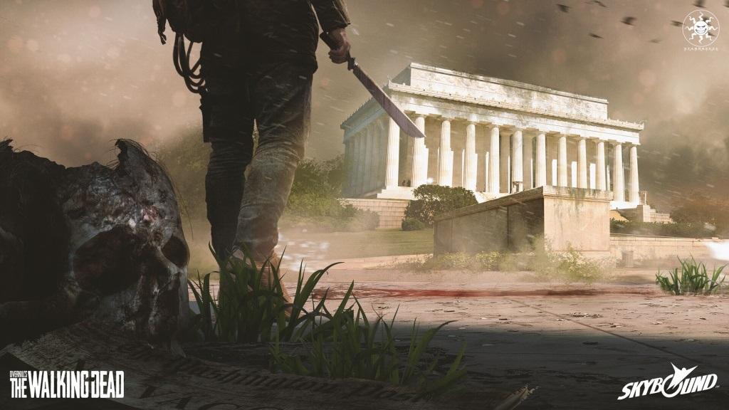 OVERKILL's The Walking Dead; wallpaper: Washington