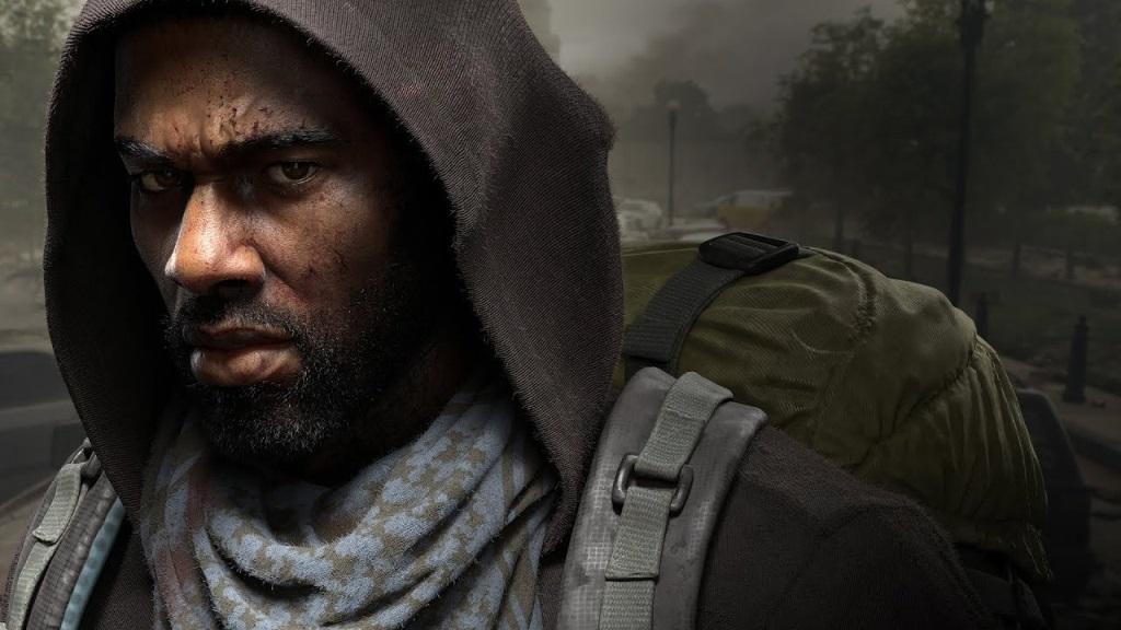 OVERKILL's The Walking Dead; screenshot: Aiden