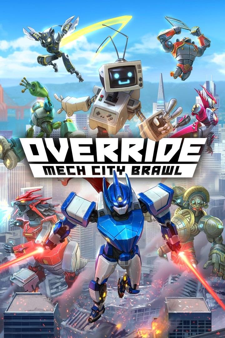 Override: Mech City Brawl; mini recenze