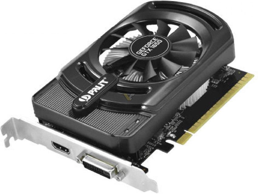 NVIDIA GeForce GTX 1650, grafická karta
