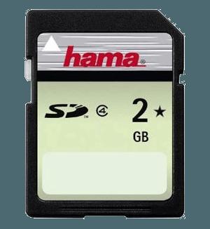 Paměťová karta SD