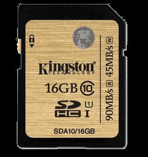 Paměťová karta SDHC