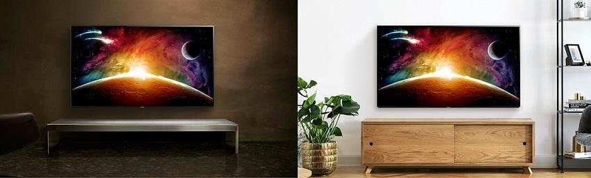TV Panasonic v akci