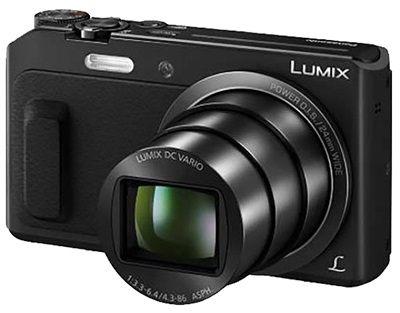 Kompaktní fotoaparát Panasonic Lumix DMC-TZ57