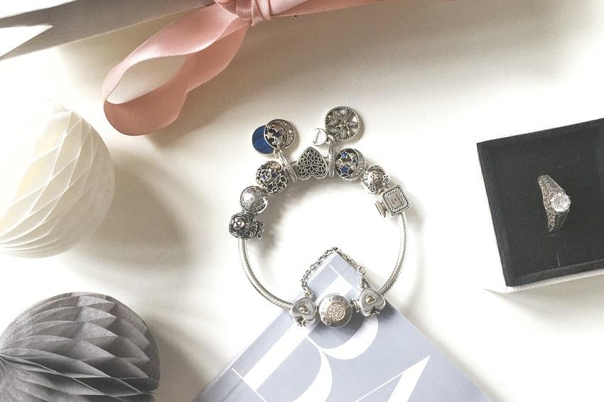 Přívěsky Pandora Přívěsky jsou vyrobeny z kvalitních materiálů 609520c013c
