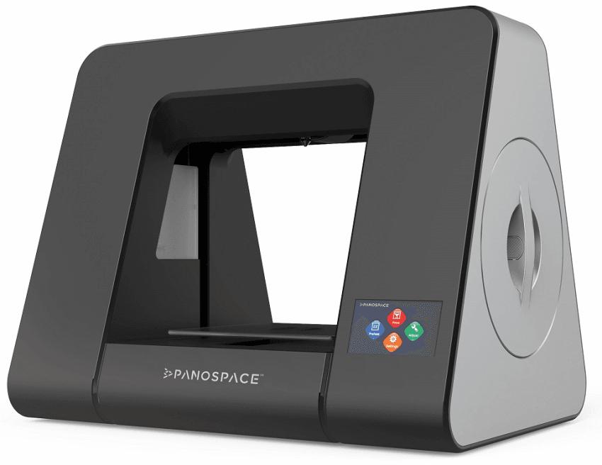 Tiskárna Panospace